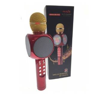 Bluetooth Karaoke Microphone Mike