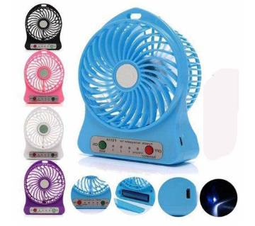 USB Mini Rechargeable Fan (1 PCs)