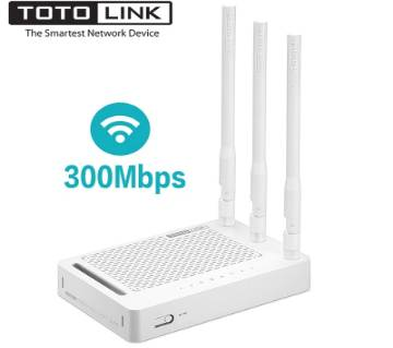 TOTOLINK N302R+ 300Mbps WiFi Wireless Router