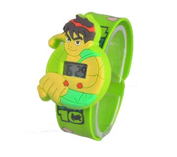 Ben-10 Wristwatch for Kids