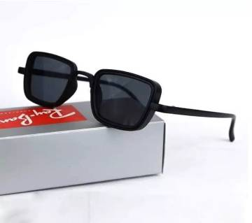 Ray ban KABIR SINGH Sunglasses for Men-Black glass-Copy