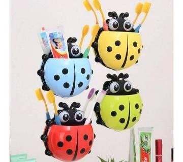 Lady Bug Toothbrush Holder - 1 pcs