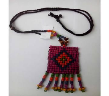 Multi  color long  Necklace