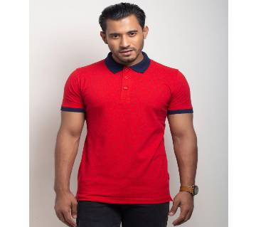 Menz Half Sleeve Polo Shirt