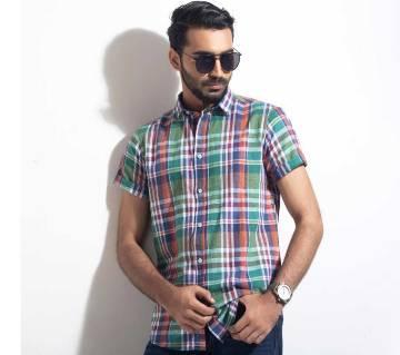 Menz Half Sleeve Casual Shirt