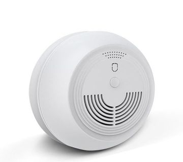 GSM Smoke & Temperature Detector with Call & SMS Alert
