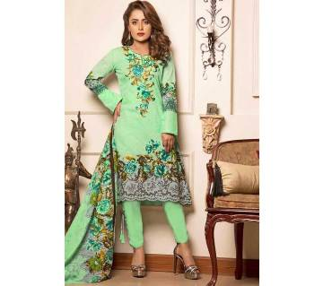GUL AHMED LAWN VOL 1 Unstitched LAWN Three piece