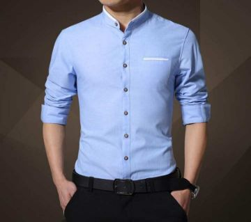 Casual Shirt - Light Blue