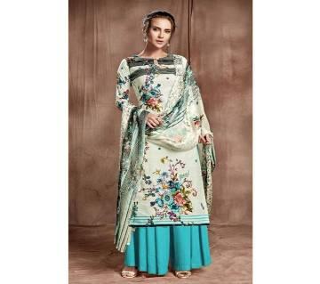 Pure Premium Cotton Digital Print-Salwar Suits