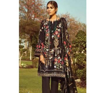 Jazmin Premium Pakistani Collection Unstitched Three Piece