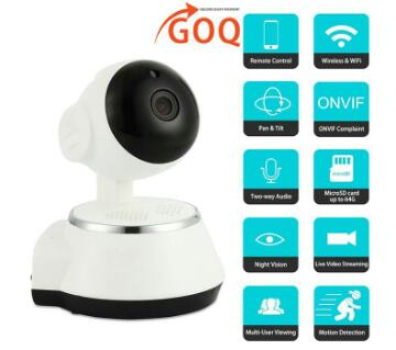 WiFi IP  Camera Security