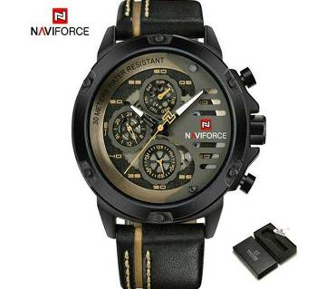 NAVIFORCE 9110 Menz Wrist Watch