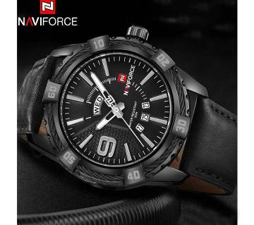 NAVIFORCE 9117 Menz Wrist Watch