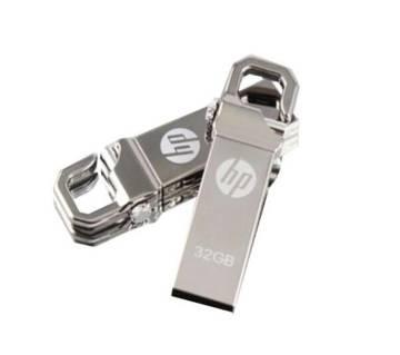 Original HP 32GB Metal pendrive USB 3.0 (Brand Warranty) - 1 pcs