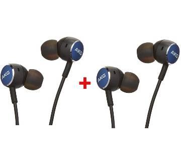 AKG wire earphone (Combo)