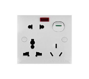 Multi Socket 8 pin