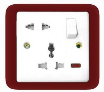 5 Pin Multi Socket - 2 pcs