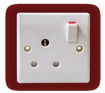 15A Switch Socket - 2 pcs