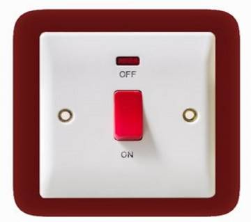 20A dp Switch - 2 pcs