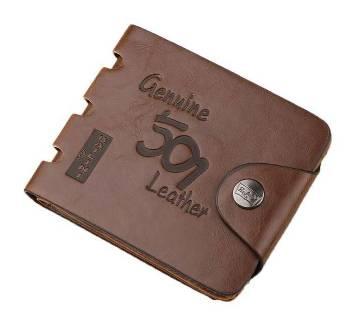 Genuine Leather Money bag for men