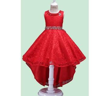 Cotton Frock For Girl Kids