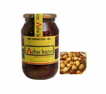 Single Clove Garlic Pickle-500 GM-BD