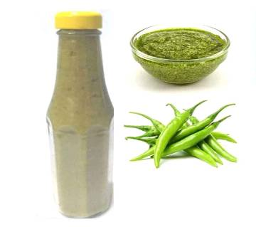 Green Chilli Sauce-330 GM-BD