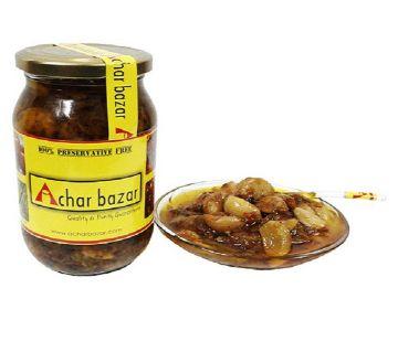 Garlic Pickle (100% Home Made & Preservative free) BD