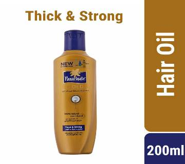Parachute Gold Hair Oil Thick & Strong Coconut - 200ml