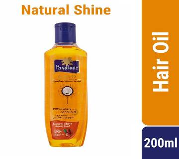 Parachute Gold Hair Oil Natural Shine Coconut & Almond - 200ml