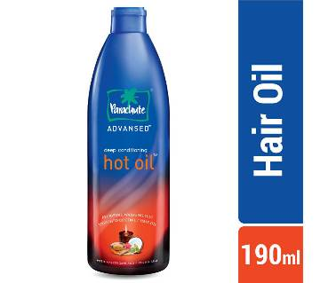 Parachute Hair Oil Advansed Hot Oil 190ml