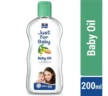 Parachute Just for Baby - Baby Oil 200ml