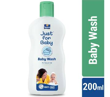 Parachute Just for Baby - Baby Wash 200ml
