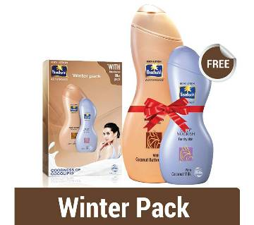 Parachute Body Lotion Advansed Butter Smooth 300ml CO (80ml Deep Nourish Free)