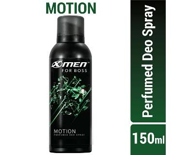 X-Men For Boss Perfume Premium Deo Spray Motion - 150ml