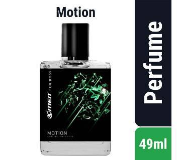 X-Men for Boss EDT Perfume Motion - 49ml