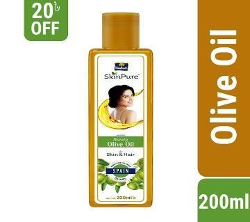 Parachute SkinPure Beauty Olive Oil 200ml