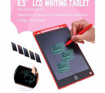"""8.5"""" Electronic LCD Painting Drawing Writing Tablet With Pen For Children"""