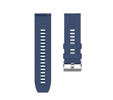 22MM Soft Silicone Strap for Xiaomi Amazfit Stratos Sumsung gear 3