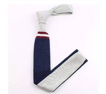 Embroidered Knitted Neck Ties For Men