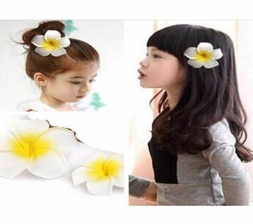 3Pcs Foam Flower Hair ClipFor Women
