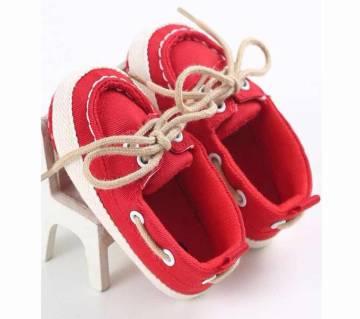 Baby Boy First Walker Soft Sole Toddler Shoe