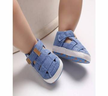 Canvas Jeans  Fashion  Sneakers Infant Baby Shoes