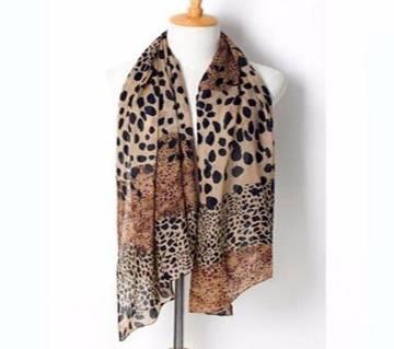Luxury  Silk Chiffon Scarf For Women