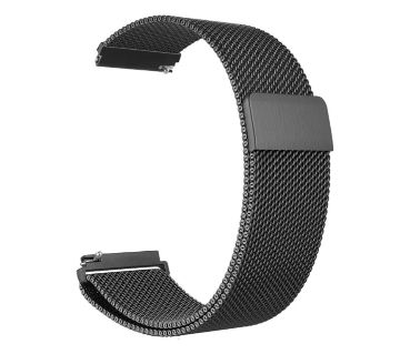 20mm Magnetic Closure Stainless Steel Quick Release Watch Replacement Straps
