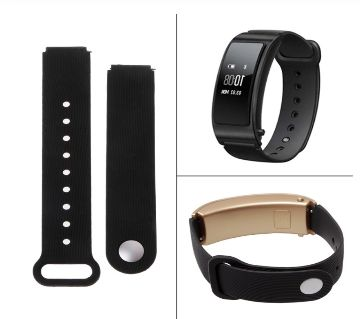 Silicone Wristband Replacement Strap For Huawei Talkband B3 Smart Watch