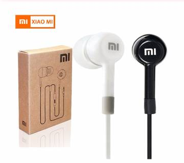 Hifi  Xiaomi 2 Mi In-Ear Wired Control With MIC 3.5mm Earphone