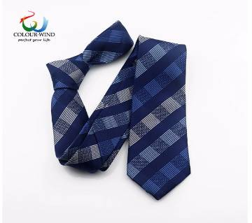 Formal 7CM super Slim Classic Jacquard Woven Neck Ties
