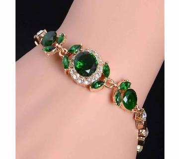 Water Drop Crystal Bracelet For Women
