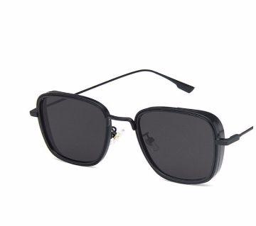 Vintage Metal-Frame Steampunk Sunglasses For Men